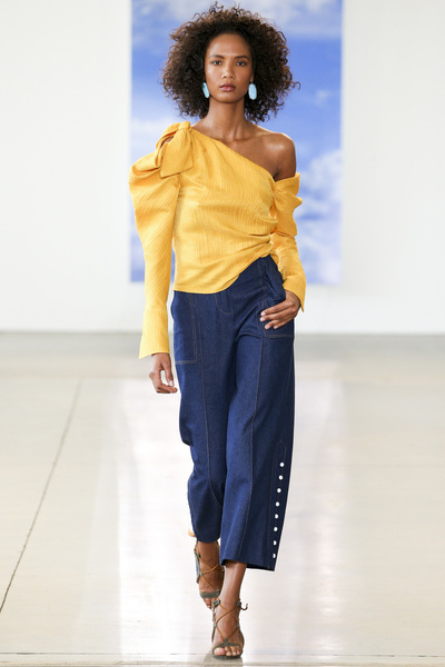 Hellessy Spring 2018 Ready-to-Wear - Look #16