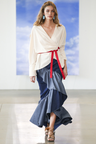 Hellessy Spring 2018 Ready-to-Wear - Look #18