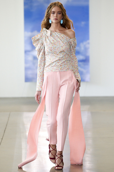 Hellessy Spring 2018 Ready-to-Wear - Look #2
