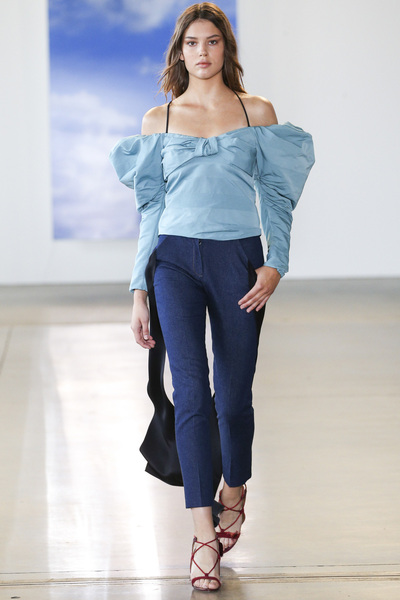 Hellessy Spring 2018 Ready-to-Wear - Look #20