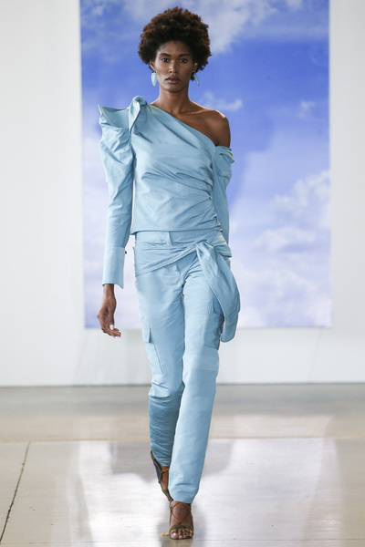 Hellessy Spring 2018 Ready-to-Wear - Look #21