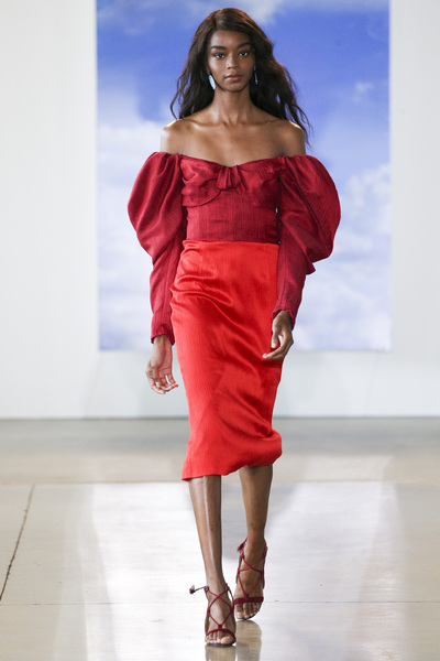 Hellessy Spring 2018 Ready-to-Wear - Look #22