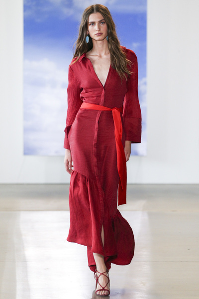 Hellessy Spring 2018 Ready-to-Wear - Look #23