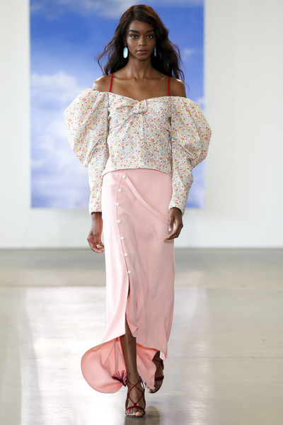 Hellessy Spring 2018 Ready-to-Wear - Look #3