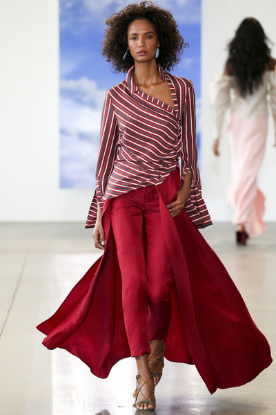 Hellessy Spring 2018 Ready-to-Wear - Look #5