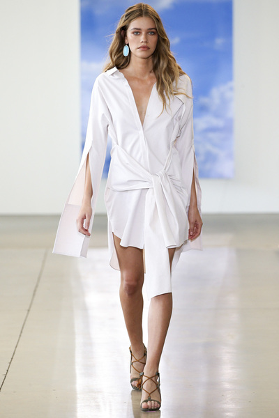 Hellessy Spring 2018 Ready-to-Wear - Look #6