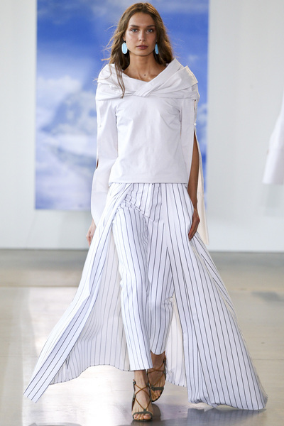 Hellessy Spring 2018 Ready-to-Wear - Look #8