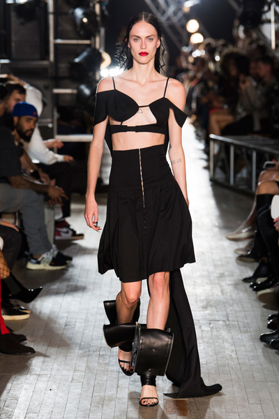 Helmut Lang Spring 2018 Ready-to-Wear - Look #10