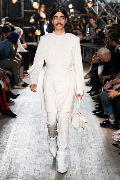 Helmut Lang Spring 2018 Ready-to-Wear - Look #11