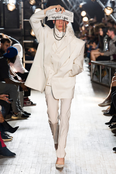 Helmut Lang Spring 2018 Ready-to-Wear - Look #13