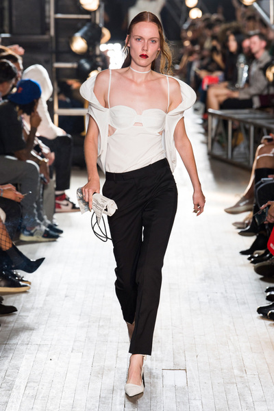 Helmut Lang Spring 2018 Ready-to-Wear - Look #16