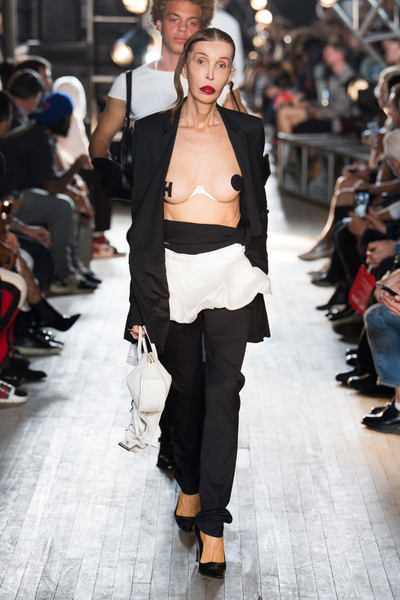 Helmut Lang Spring 2018 Ready-to-Wear - Look #19
