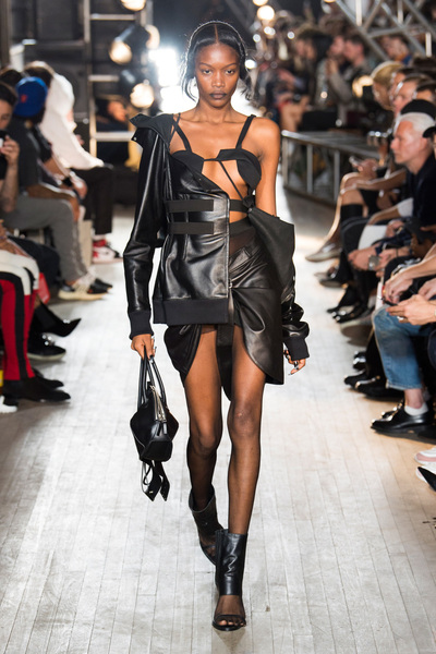 Helmut Lang Spring 2018 Ready-to-Wear - Look #2