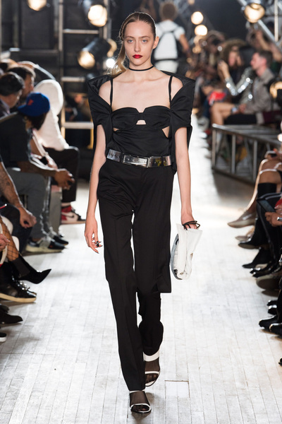 Helmut Lang Spring 2018 Ready-to-Wear - Look #22