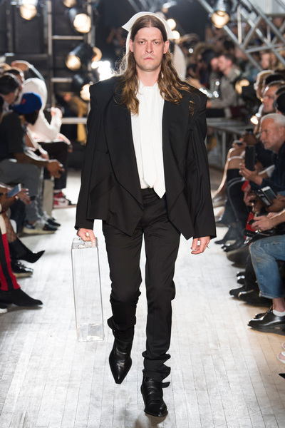 Helmut Lang Spring 2018 Ready-to-Wear - Look #23