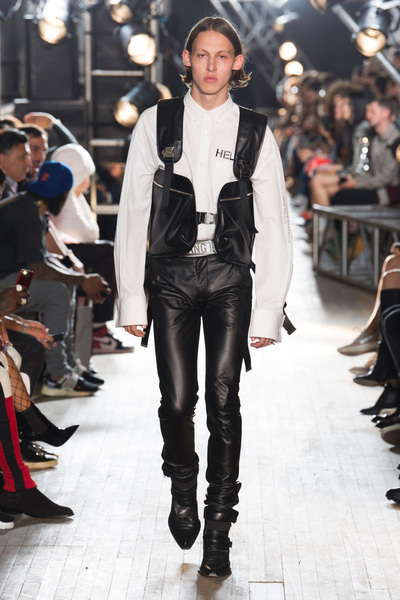 Helmut Lang Spring 2018 Ready-to-Wear - Look #24