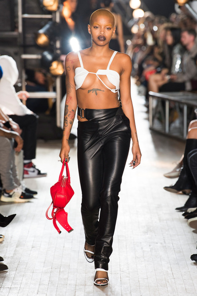 Helmut Lang Spring 2018 Ready-to-Wear - Look #3