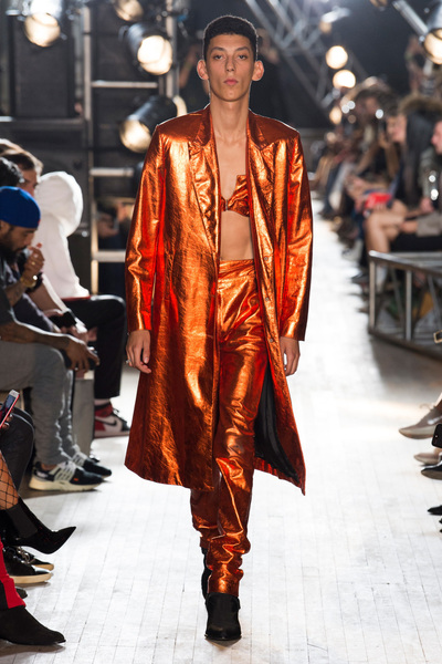 Helmut Lang Spring 2018 Ready-to-Wear - Look #34