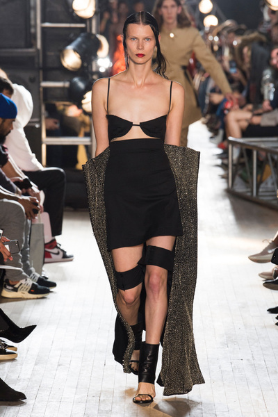 Helmut Lang Spring 2018 Ready-to-Wear - Look #36