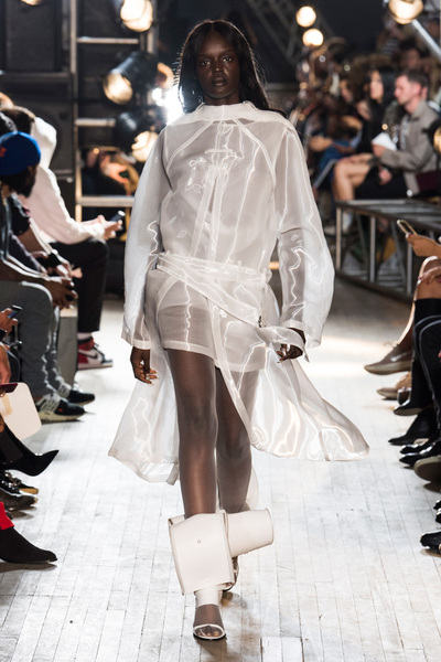 Helmut Lang Spring 2018 Ready-to-Wear - Look #44