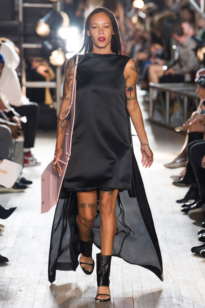 Helmut Lang Spring 2018 Ready-to-Wear - Look #48