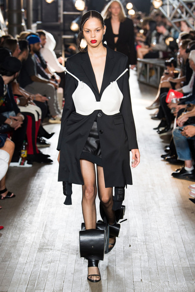 Helmut Lang Spring 2018 Ready-to-Wear - Look #5