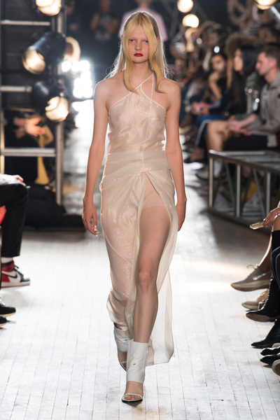 Helmut Lang Spring 2018 Ready-to-Wear - Look #50