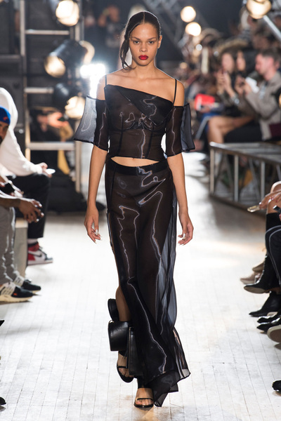 Helmut Lang Spring 2018 Ready-to-Wear - Look #52