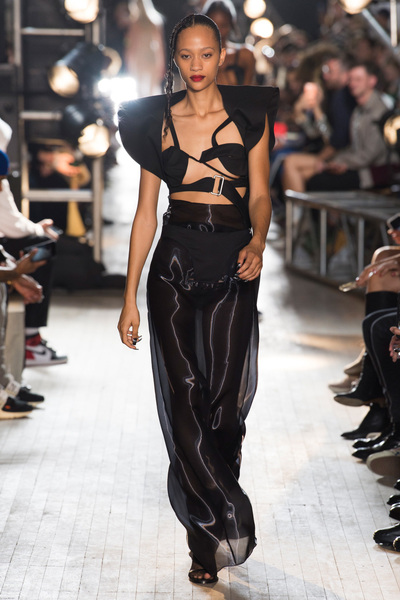 Helmut Lang Spring 2018 Ready-to-Wear - Look #53
