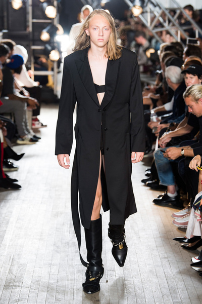 Helmut Lang Spring 2018 Ready-to-Wear - Look #6