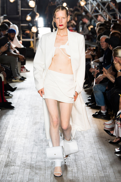 Helmut Lang Spring 2018 Ready-to-Wear - Look #7