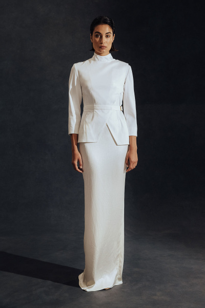 Hensely Spring 2018 Ready-to-Wear - Look #14