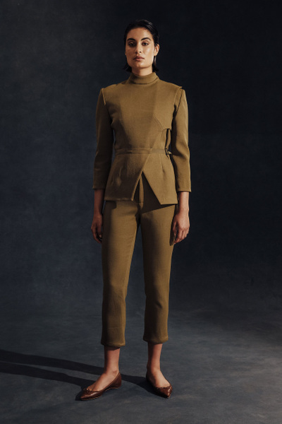 Hensely Spring 2018 Ready-to-Wear - Look #23