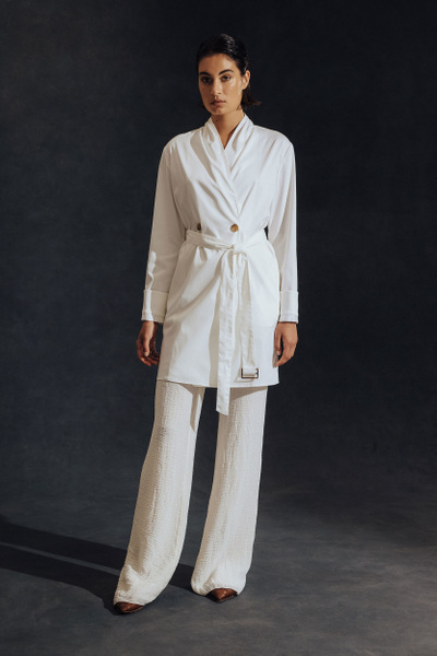 Hensely Spring 2018 Ready-to-Wear - Look #7