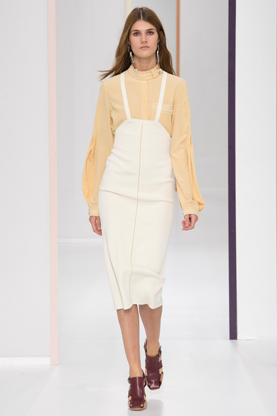 HERMÈS Spring 2018 Ready-to-Wear - Look #17