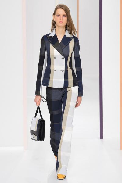 HERMÈS Spring 2018 Ready-to-Wear - Look #20