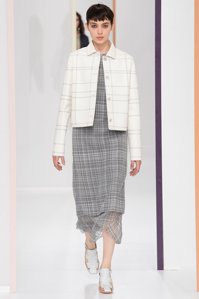 HERMÈS Spring 2018 Ready-to-Wear - Look #21