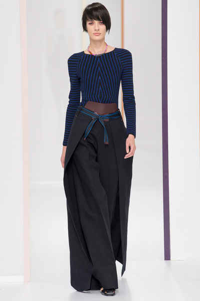 HERMÈS Spring 2018 Ready-to-Wear - Look #37