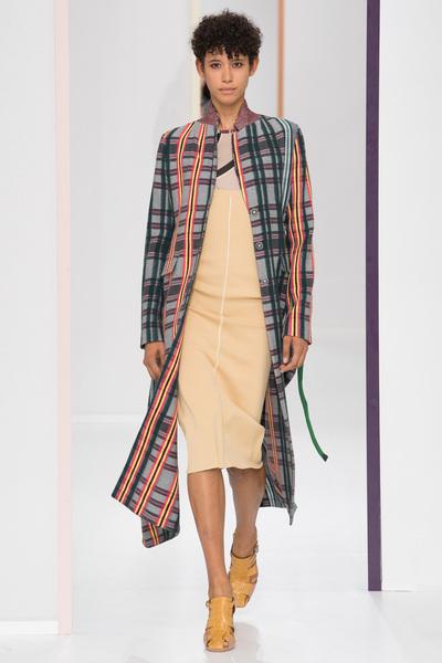 HERMÈS Spring 2018 Ready-to-Wear - Look #4