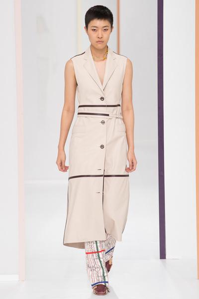 HERMÈS Spring 2018 Ready-to-Wear - Look #43