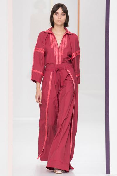 HERMÈS Spring 2018 Ready-to-Wear - Look #49