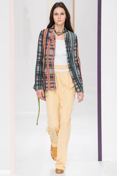 HERMÈS Spring 2018 Ready-to-Wear - Look #5
