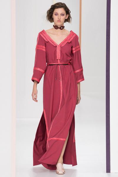 HERMÈS Spring 2018 Ready-to-Wear - Look #50