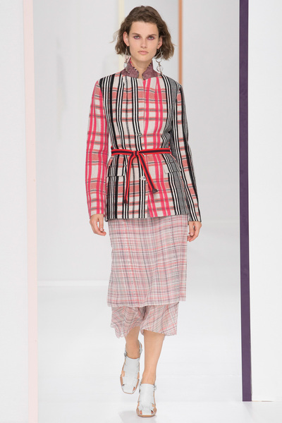 HERMÈS Spring 2018 Ready-to-Wear - Look #6