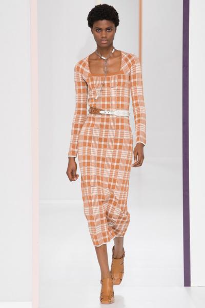 HERMÈS Spring 2018 Ready-to-Wear - Look #9