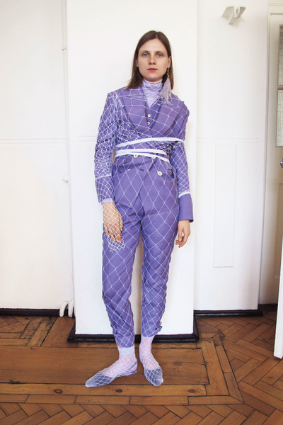Hillier Bartley Spring 2018 Ready-to-Wear - Look #6
