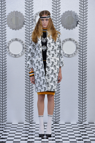 Holly Fulton Spring 2018 Ready-to-Wear - Look #10