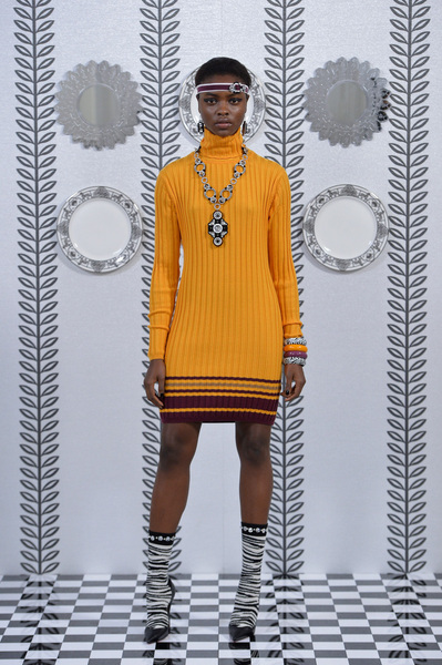 Holly Fulton Spring 2018 Ready-to-Wear - Look #12
