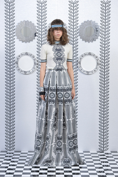 Holly Fulton Spring 2018 Ready-to-Wear - Look #2