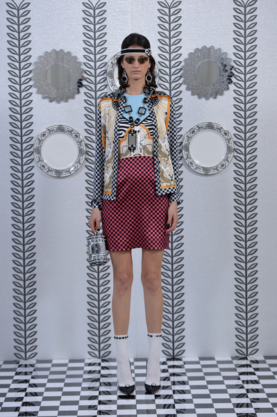 Holly Fulton Spring 2018 Ready-to-Wear - Look #3